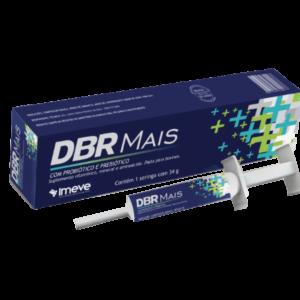 DBR Mais – Suplemento vitamínico, mineral e aminoácido com probiótico e prebiótico