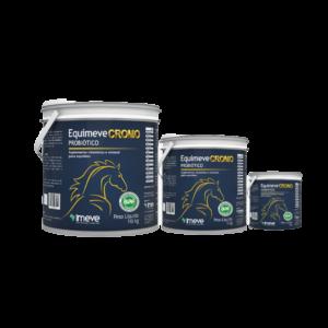 Equimeve Cromo – Suplemento vitamínico e mineral, com probiótico